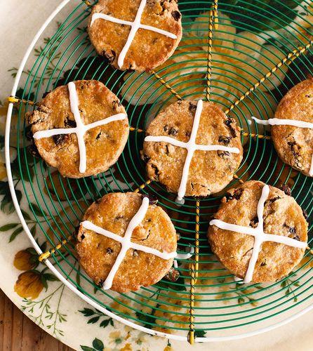 Hot Cross Biscuits
