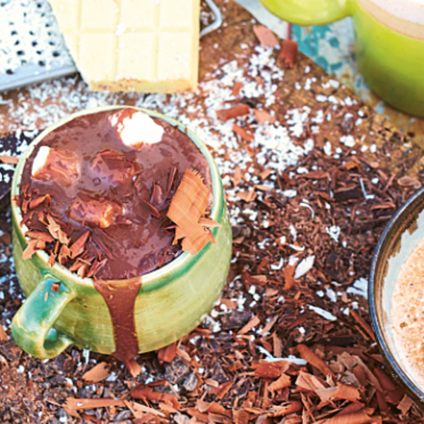 Ultimate hot chocolate the happy foodie ultimate hot chocolate recipe from jamie olivers comfort food book this indulgent recipe contains dark chocolate cocoa and horlicks forumfinder Images