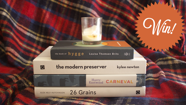 win 3 hygge cookbooks
