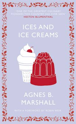 Cover of Ices and Ice Creams