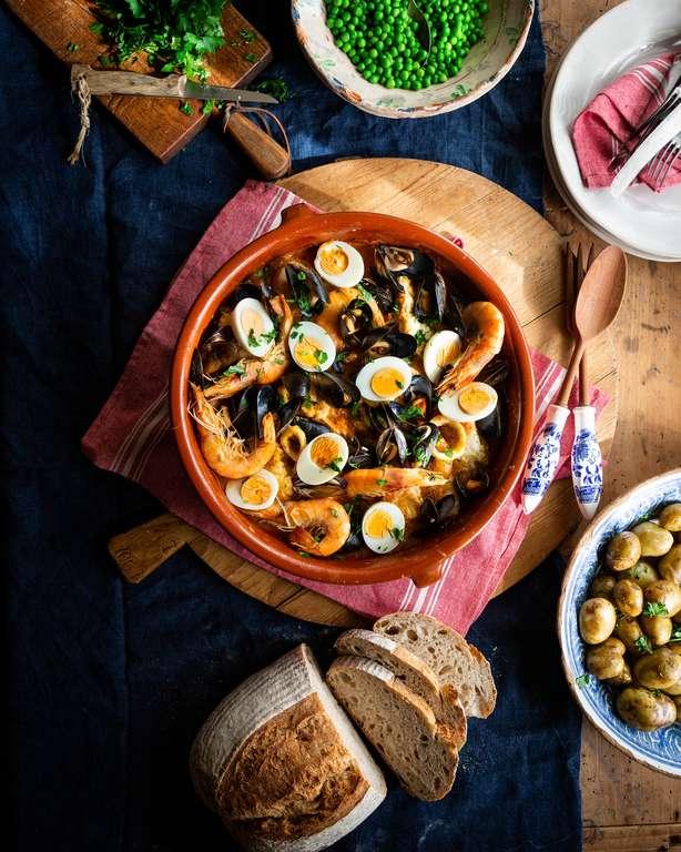 Jess' Grandma and Mum's Catalan Fish Stew (Suquet de Peix)