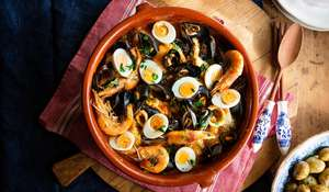 Catalan Fish Stew | Traditional Spanish Recipe
