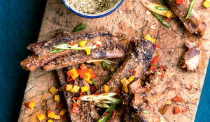 Tony's Salt & Chilli Ribs