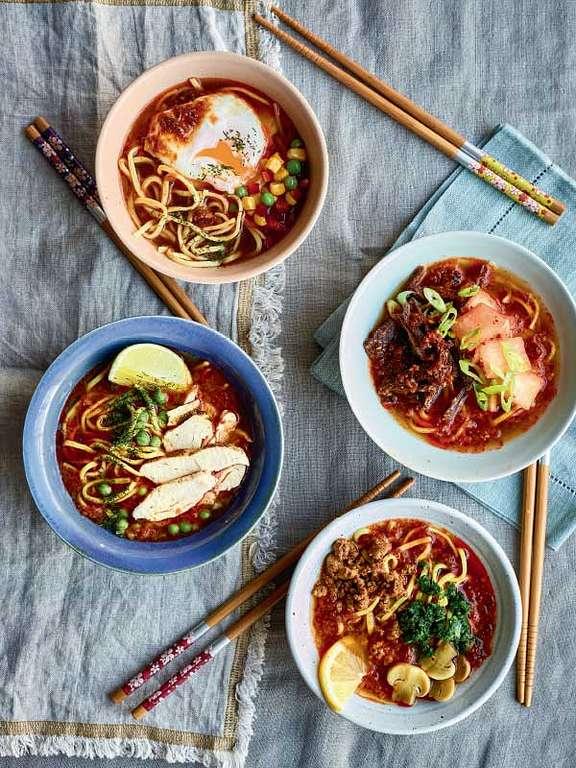 Nadiya Hussain's Instant Noodles