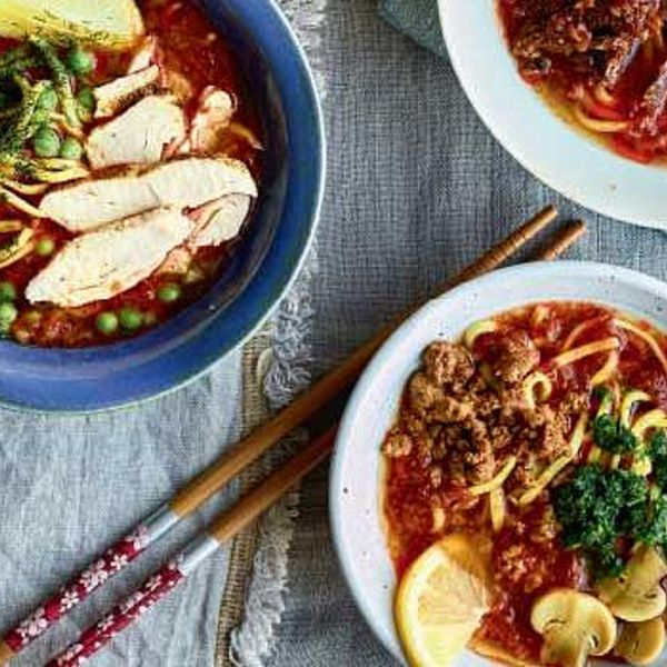 Nadiya Hussains Instant Noodles