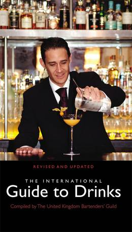 Cover of International Guide To Drinks