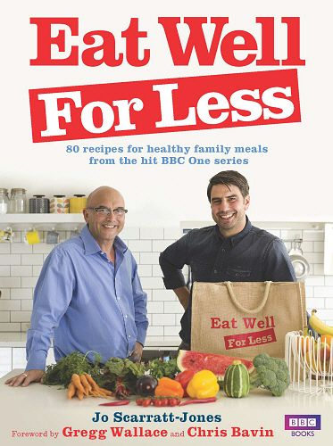 Eat Well For Less book cover