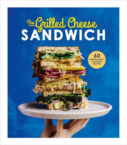 The Grilled Cheese Sandwich book cover