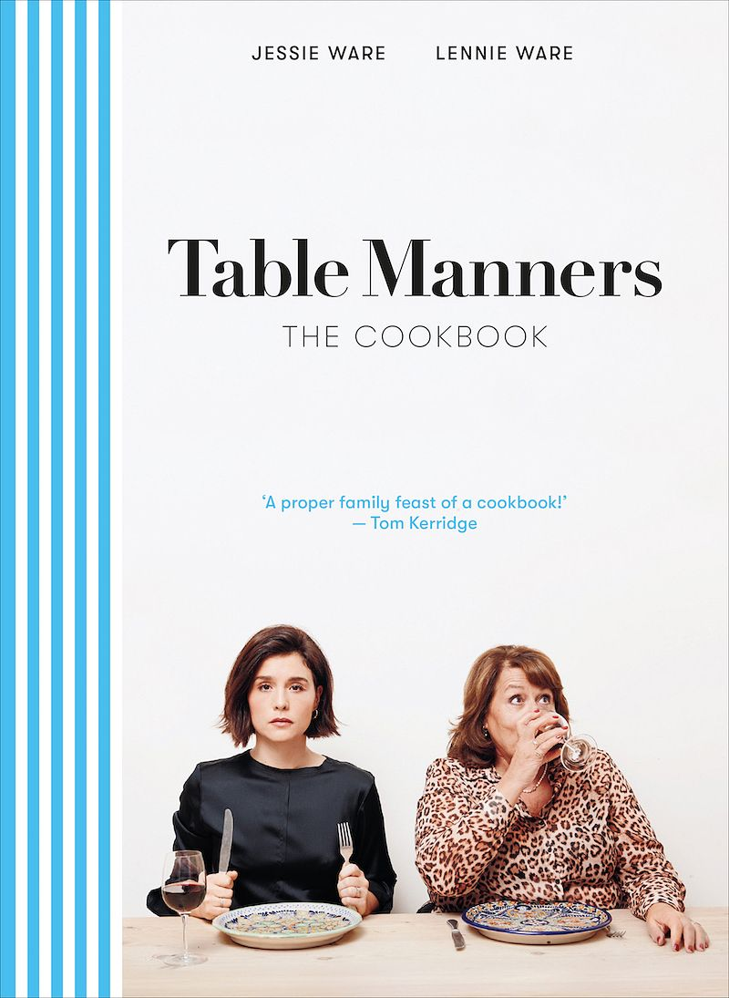 best cookbooks for chefs and serious cooks table manners cookbook jessie ware