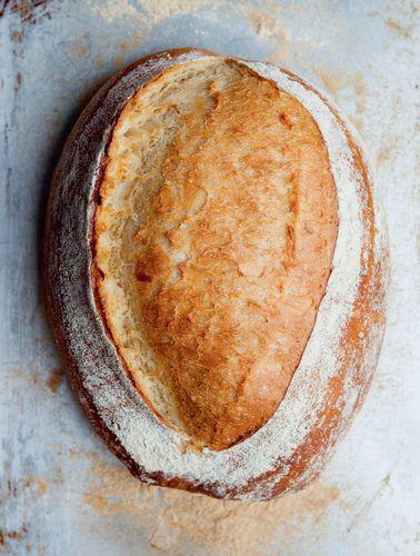Easy Mug Bread