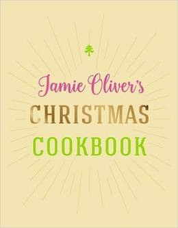 Cover of Jamie Oliver's Christmas Cookbook