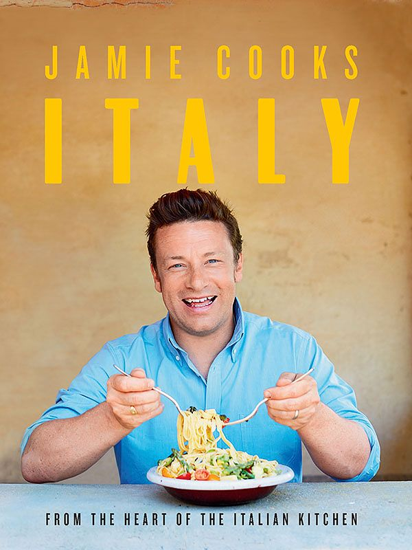 Best Italian Cookbooks & Recipe Books - Jamie Cooks Italy