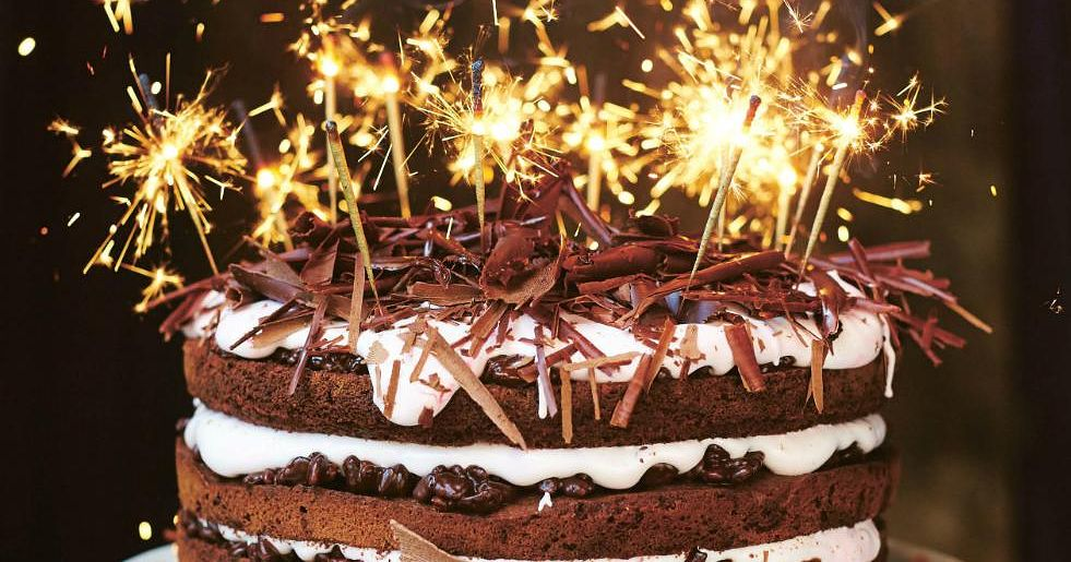 Chocolate Sponge Cake Recipe Jamie Oliver: Chocolate Celebration Cake