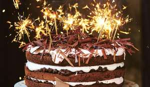 Chocolate Celebration Cake