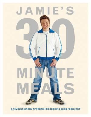 Cover of Jamie's 30-Minute Meals