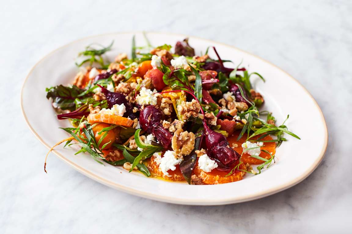 Jamie Oliver's 5-ingredient Amazing Dressed Beets