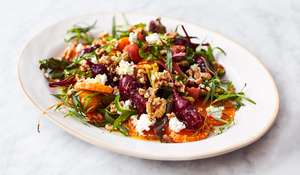 Jamie Oliver's 5-ingredient Amazing Dressed Beets | Quick & Easy Food Recipe