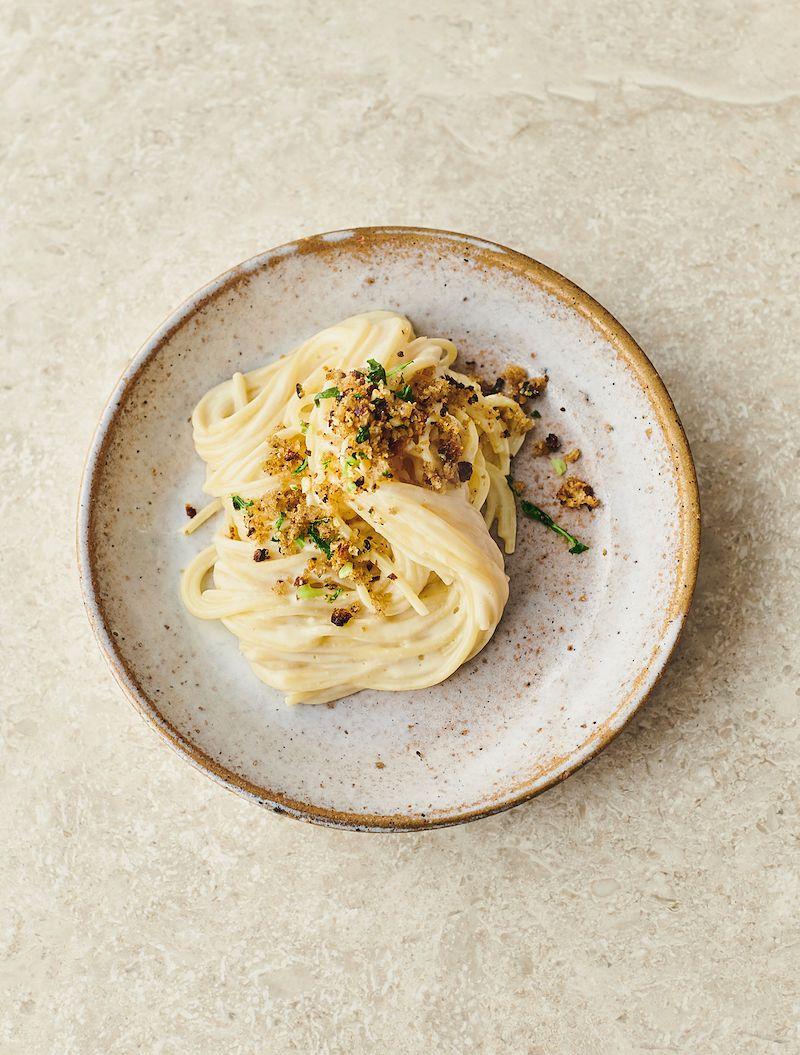 7 dinners from jamies 7 ways cauliflower cheese pasta