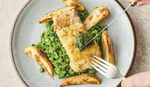 Jamie Oliver Cheat's Fish & Chips | 7 Ways Family Favourites