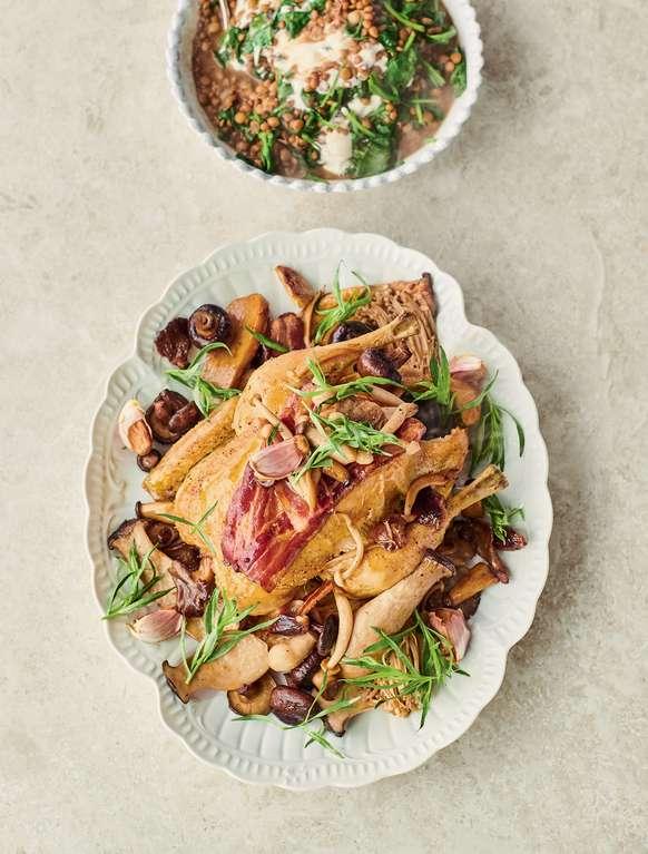 Jamie Oliver's Farmhouse Chicken