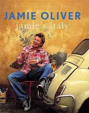 Cover of Jamie's Italy
