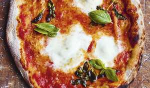 Jamie Oliver's Pizza Dough Recipe | Jamie Cooks Italy Channel 4 Series