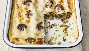 Jamie Oliver's Mushroom Cannelloni | Channel 4 Keep Cooking Family Favourites