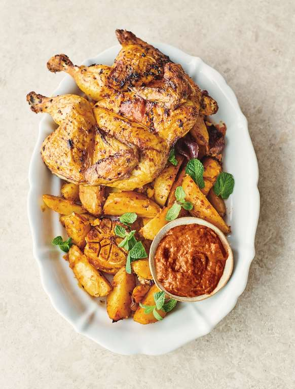 Jamie Oliver's Easy Peri Peri Chicken