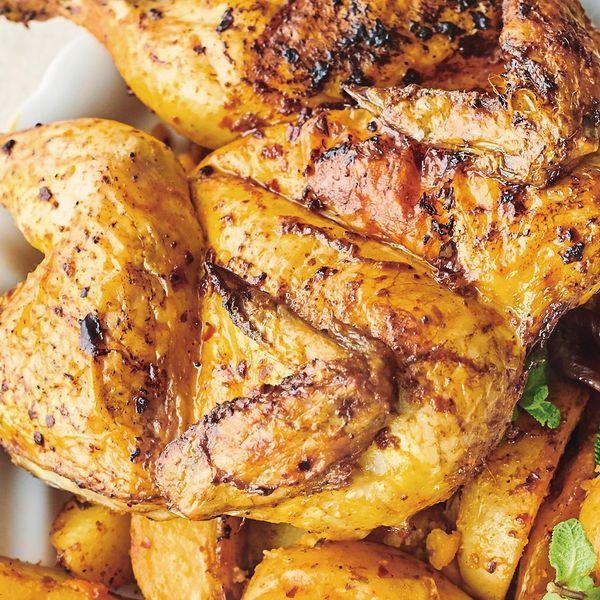 Jamie Oliver Peri Peri Chicken Recipe Whole Roasted Chicken Recipe