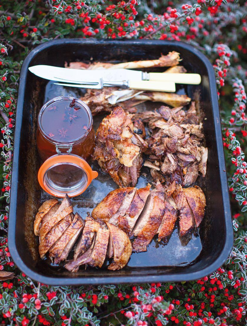 Jamie Oliver Christmas Roast Goose