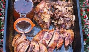Jamie Oliver Roast Goose Recipe | Christmas Roast Recipe