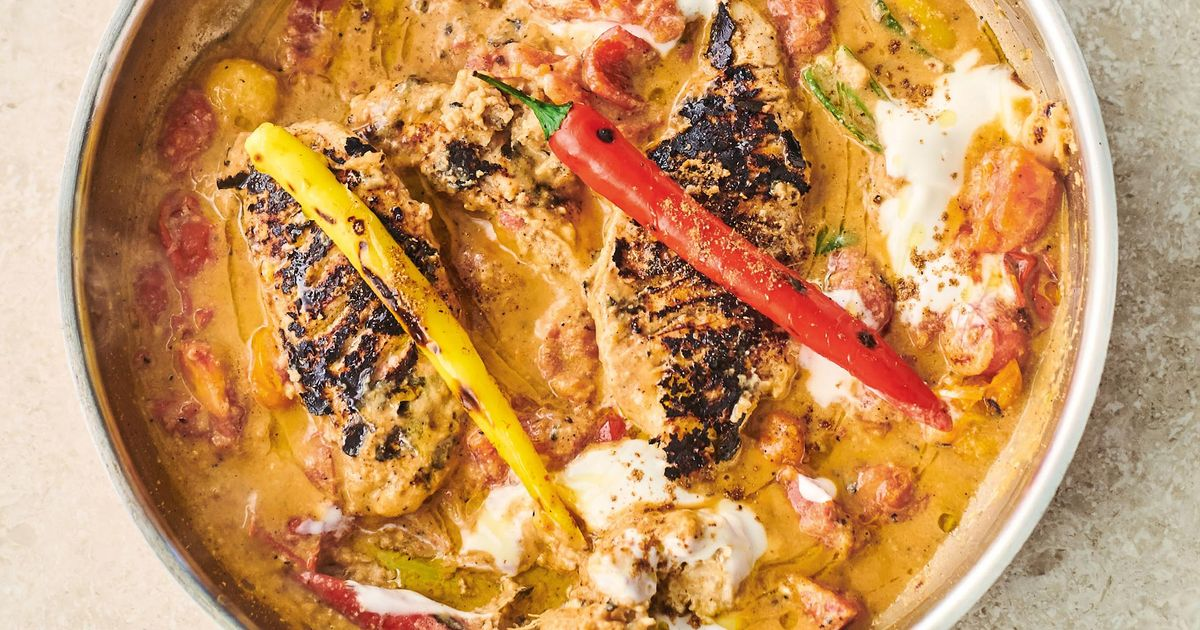Jamie Oliver Butter Chicken Recipe | Channel 4 Keep Cooking Family Favourites
