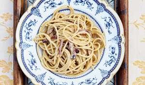 Jamie Oliver's Classic Carbonara Recipe | Jamie Cooks Italy