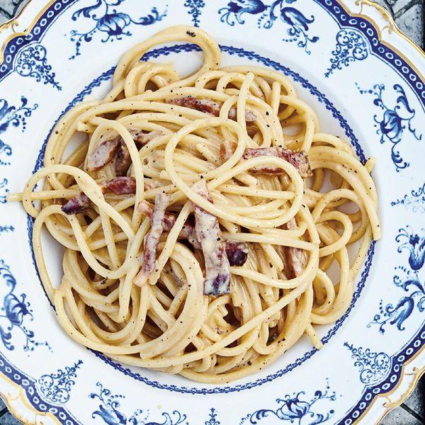 spaghetti carbonara jamie