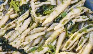 Jamie Oliver's Corteccia Pesto Pasta Recipe | Jamie Cooks Italy