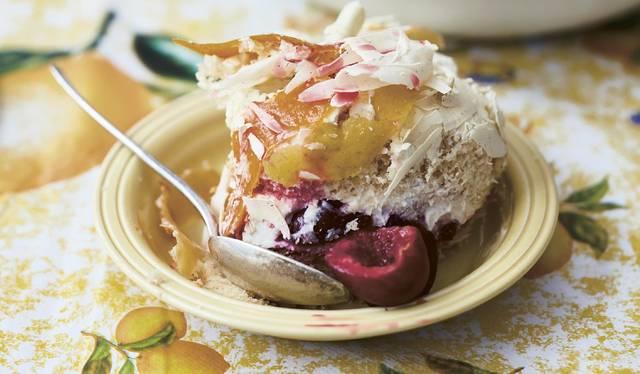 Jamie Oliver Limoncello Tiramisu Dessert Recipe Jamie Cooks Italy