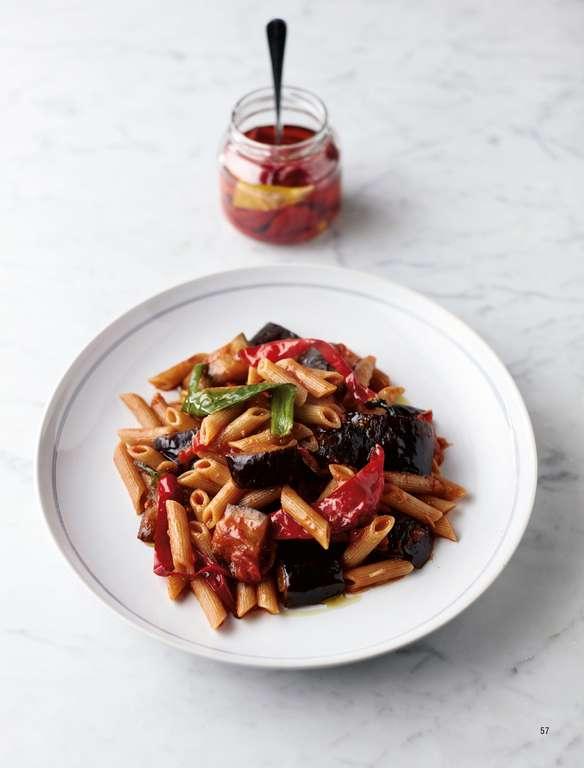 Jamie Oliver's Penne Arrabbiata