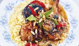 Jamie Oliver's Salina Chicken Recipe | Jamie Cooks Italy