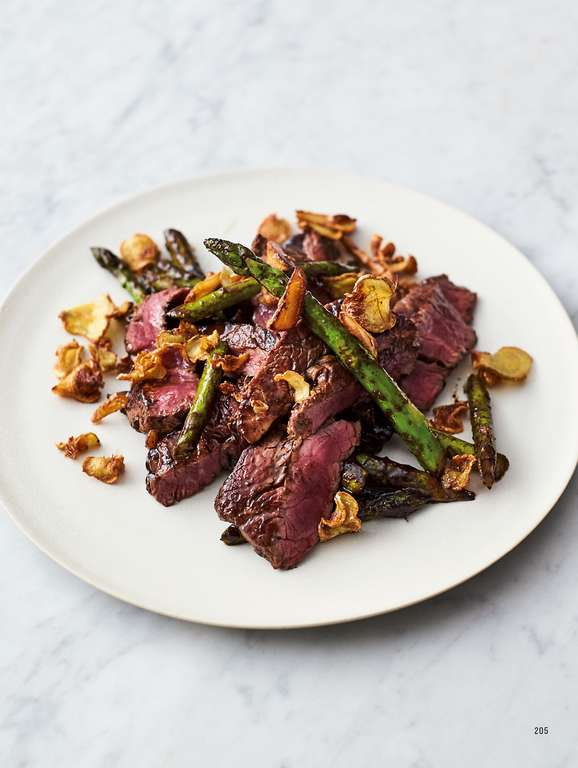 Quick Steak Stir-Fry