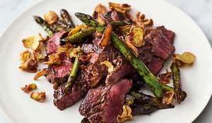 Jamie Oliver's Quick Steak Stir-Fry Recipe | Channel 4 Quick & Easy Food