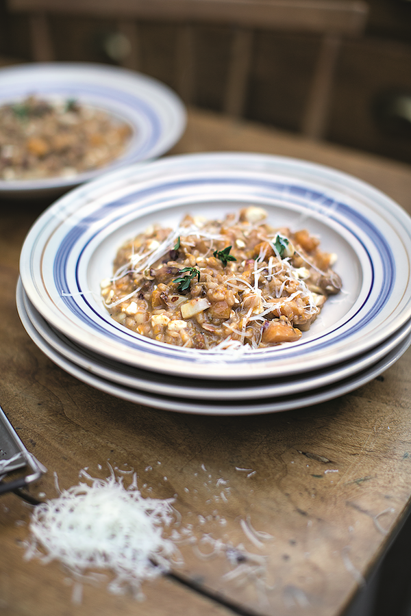 best risotto recipes squash and sausage risotto jamie oliver super food family classics