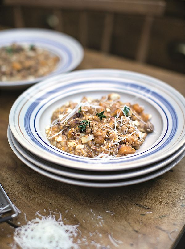 jamie risotto recipe