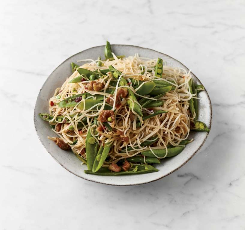 Jamie Oliver's 5-ingredient Sweet and Sour Chicken Noodles