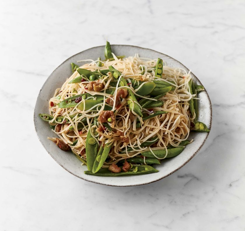 Easy Store Cupboard Noodle Recipes | Jamie Oliver Sweet and Sour Chicken