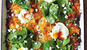 Jamie Oliver Giant Veg Rosti | Keep Cooking and Carry On Channel 4