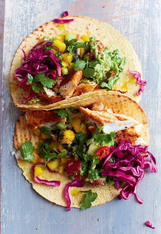 Kick-Ass Fish Tacos
