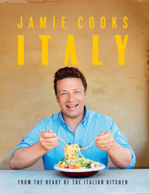 Cover of Jamie Cooks Italy