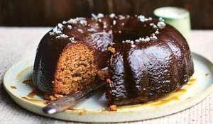 Scrumptious Sticky Toffee Pudding Jamie Oliver's Comfort Food