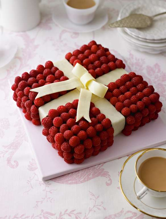 Jewel Box Cake