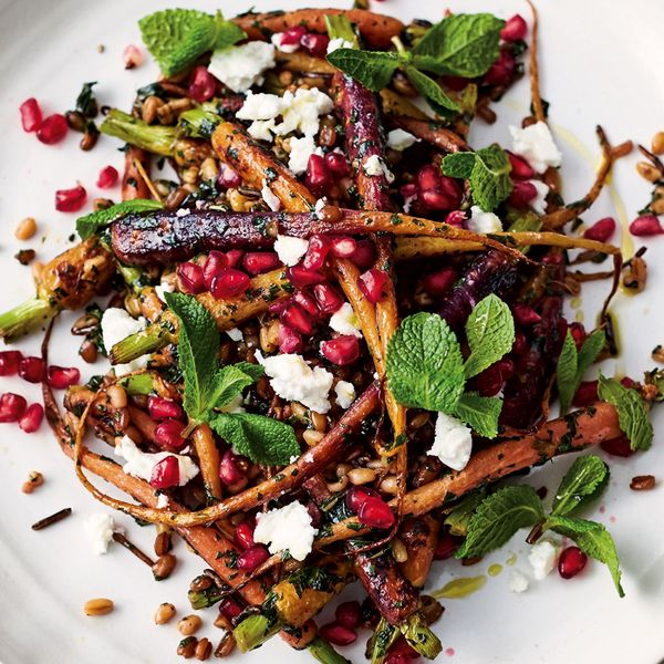 Jamie Oliver S Carrot And Grain Salad
